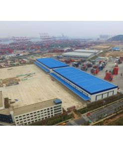 industrial steel structure logistics warehouse design and construction 2